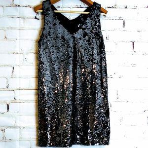 FOREVER 21 ◾ Sequin Sleeveless Mini Dress
